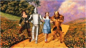 Tagline Wizard of Oz